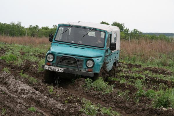 Луаз 969М как трактор