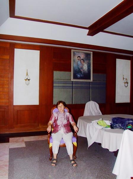 Королевский дворец в Пром Кири