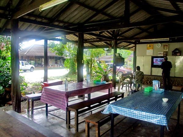 Столовая в Хала Бала