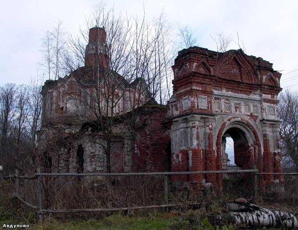Заброшенные церкви России