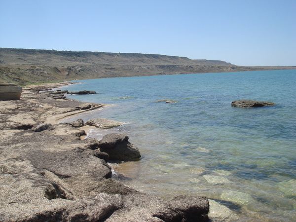 Мангыстау, июнь 2008 часть 2