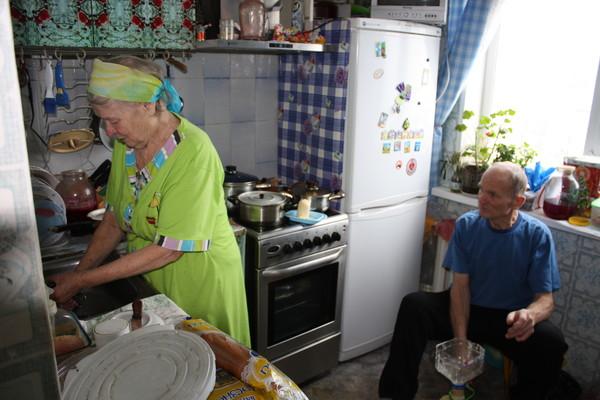 как обустроить кухню фото
