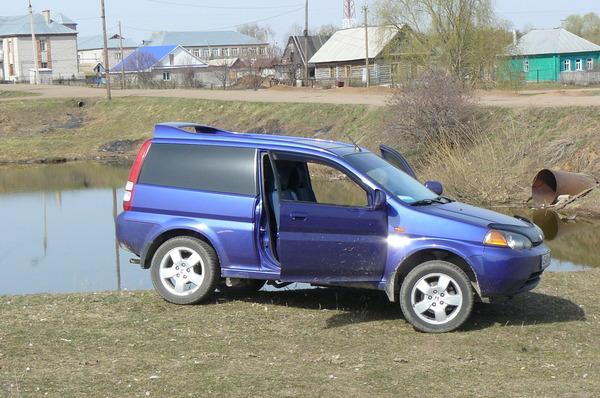 Какие поставить колеса на Honda
