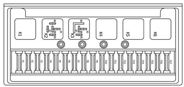 Электросхема ваз 2107 инжектор подключение проводов к часам.