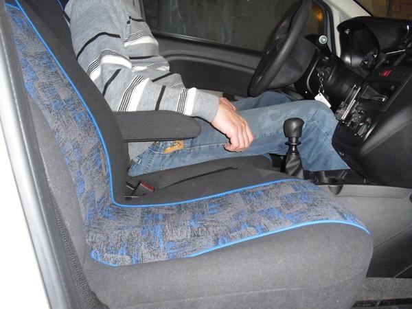 водительское сиденье своими руками