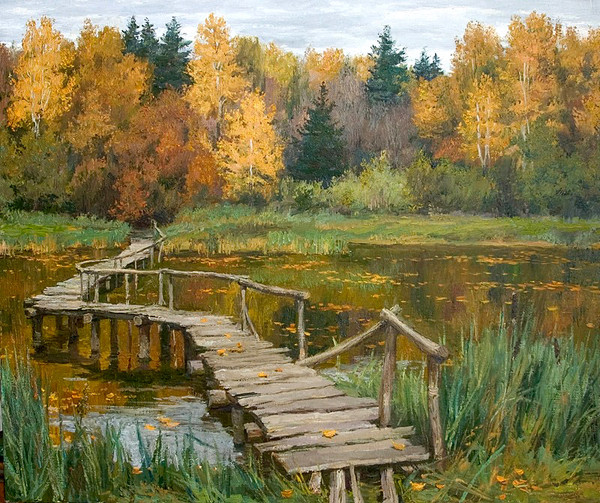 галерея русской живописи:
