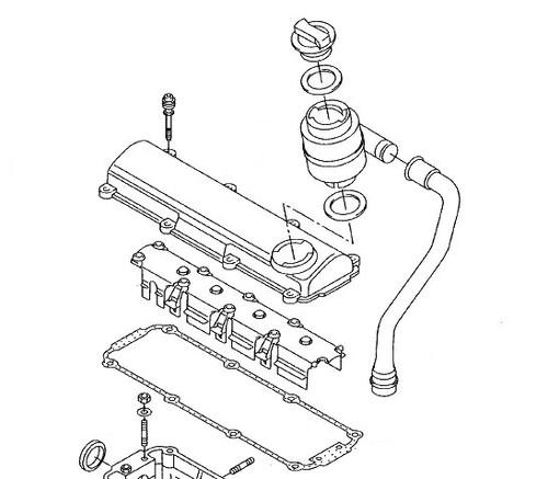 двигателя AVU Гольфа-4.
