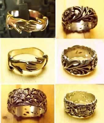 Обручальное кольцо как обряд