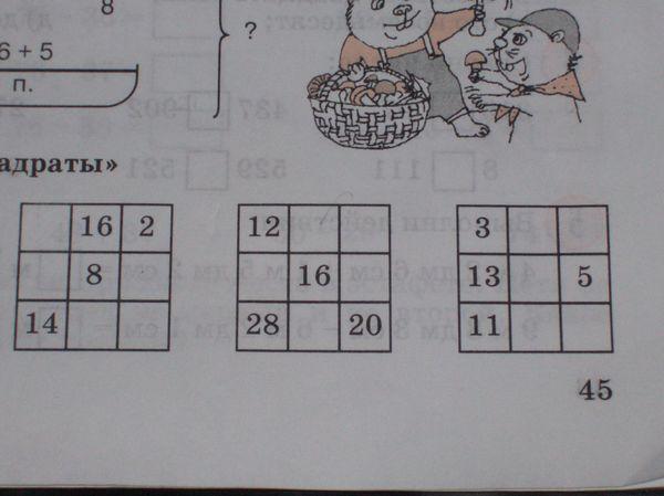 Как сделать волшебный квадрат по математике