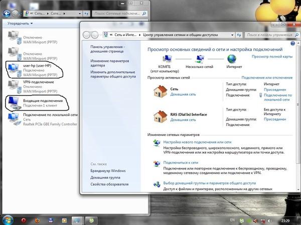Настройка доступа в интернет через cisco VPN client и корпоративный cisco r