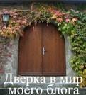Дверка в мир моего блога