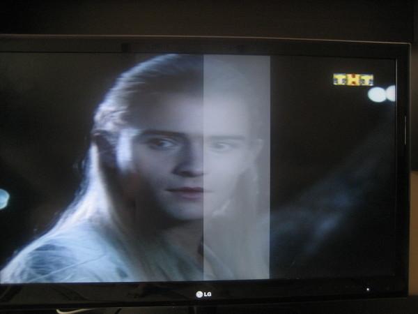Телевизор lg попала вода