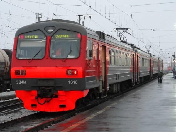 """Поезд метро """"Красная стрела 75"""
