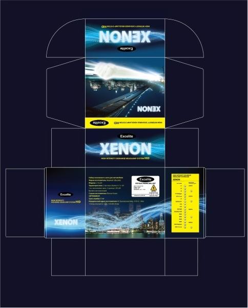 Дизайн коробки 1
