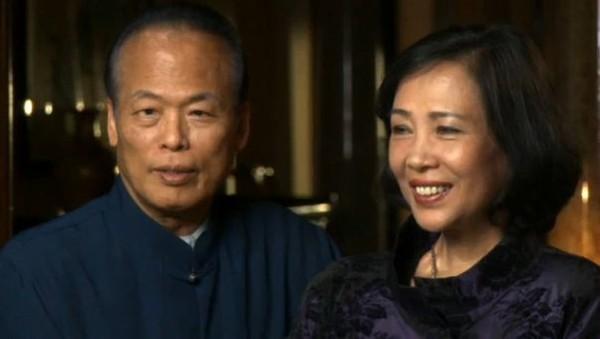 Доктор Чен и Ой-Лин Чен - владельцы компании Санрайдер