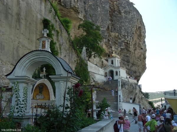 Свято-Успенский монастырь - Бахчисарай