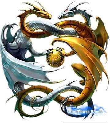дракон герб