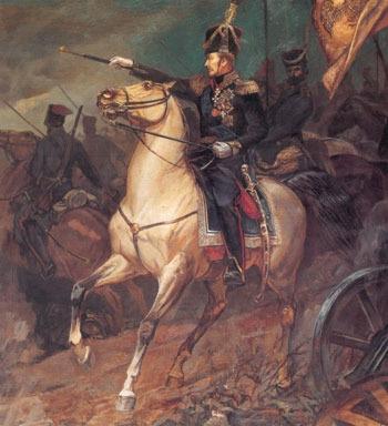Атаман М.И.Платов – выдающийся русский полководец.