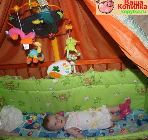 Почему ребенок просыпается ночью и плачет? Как научить ребенка спать.