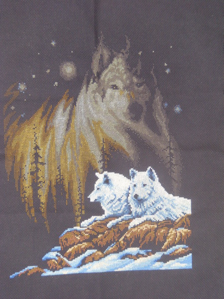 призрачный волк