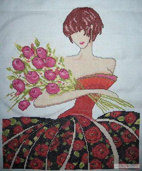 Набор для вышивания Design Works 2434 (большая картинка) .