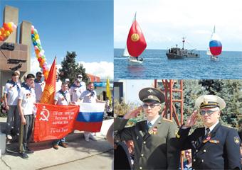 Кыргызстан, 9 мая, День Победы