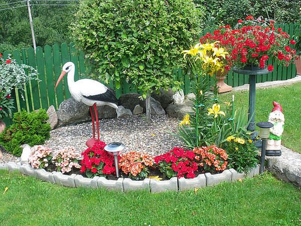 Сад моей мечты своими руками в фото