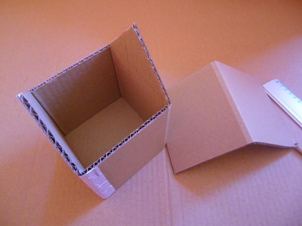 Как сделать коробку с салфетками 75