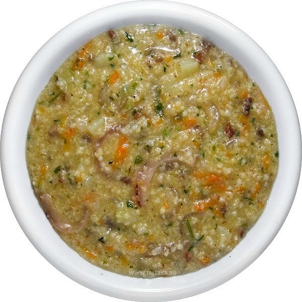рецепт какого нибудь казацкого супа