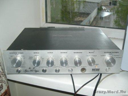 УКУ ''Бриг-001-стерео'', позднее ''Бриг У-001-стерео'' предназначено для высококачественного усиления музыкальных и...