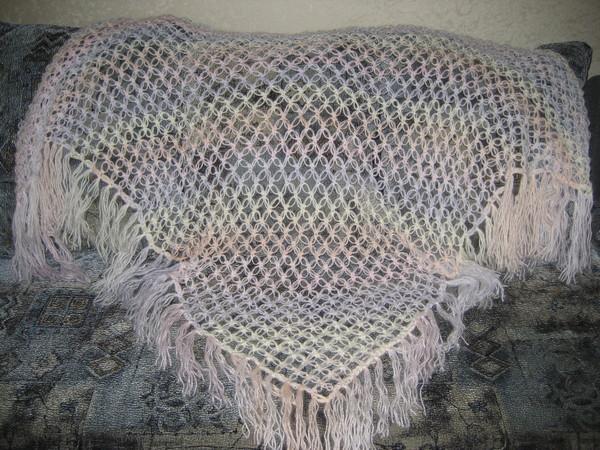 Шаль. Схема соломонов узел