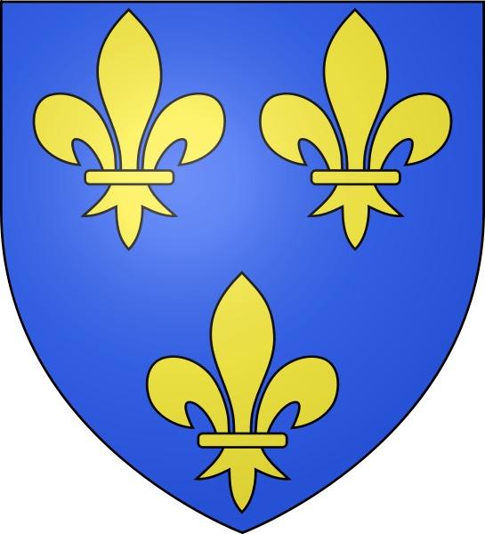лилия герб