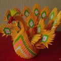 Мастер-класс: Жар-птица модульное оригами.  Различные виды модулей используемые в модульном оригами.