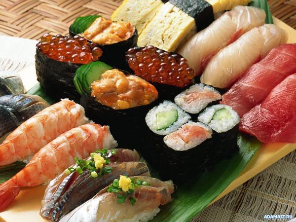 продукты для суши в москве:
