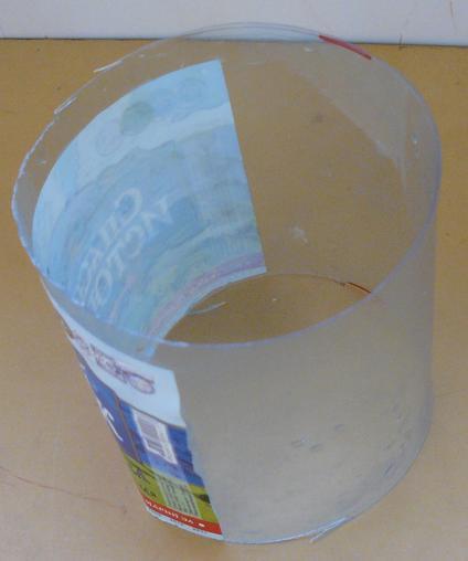 Шкатулка из пластиковых бутылок. Мастер-класс