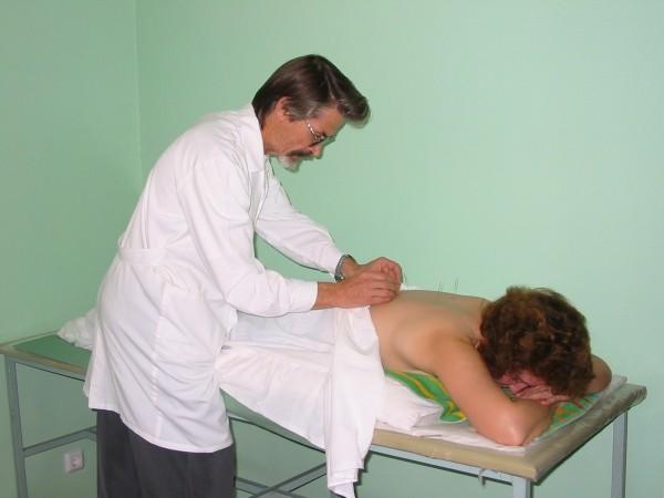 Иглорефлексотерапия в лечении наркомании