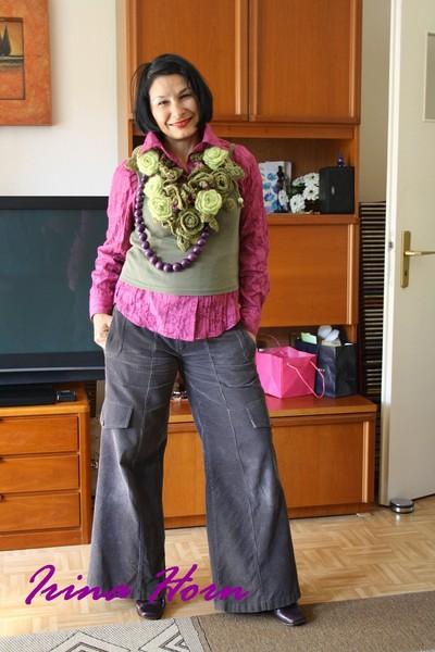 Куртка жакет: Курс на винтаж