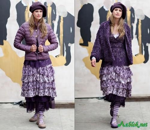 стиль в одежде и интерьере винтаж бохо прованс.