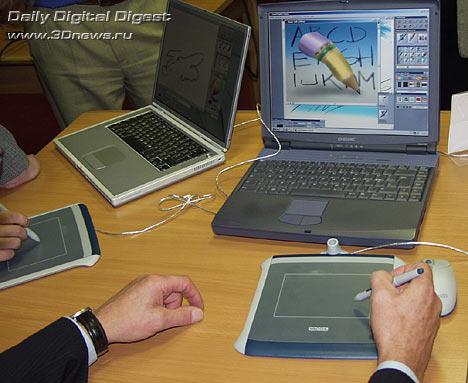 компьютера для рисования