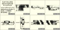 Download кисти фотошоп дефектная кинопленка