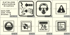 Знаки инструментов