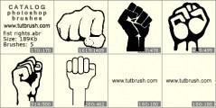 Кулак человека