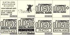 Пометки на CD дисках