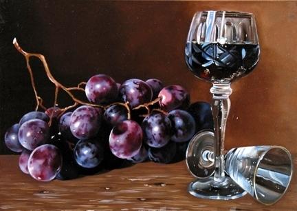 Сочное, темно-красное сухое вино высокого качества производится из четырех-пяти сортов винограда.