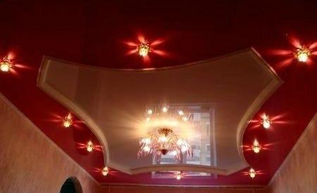 Светильники потолочные в СПб
