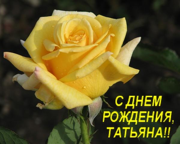 С днем рождения удачи тебе во всем