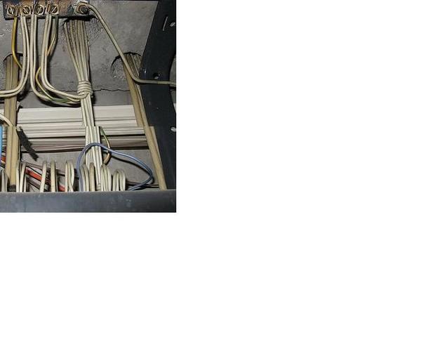 Оборудование гаммы домовой 3-х фазная схема электроснабжения коттеджа.