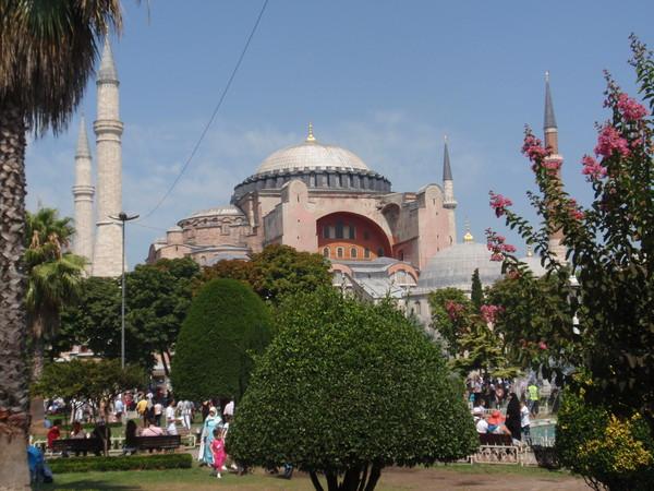 """Мечеть """"Святая София"""" г. Стамбул."""