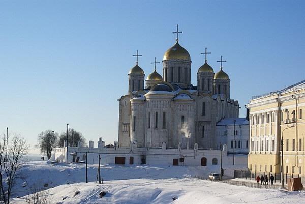 08-09 февраля 2014 - Зимние покатушки во Владимирской области ...