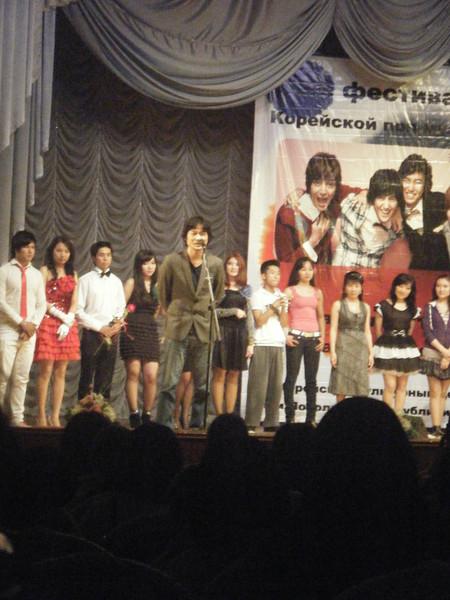 Фестиваль корейской поп музыки